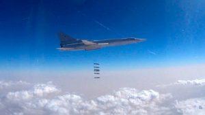ВКС РФ нанесли новый авиаудар по террористам в районе Абу-Кемаля