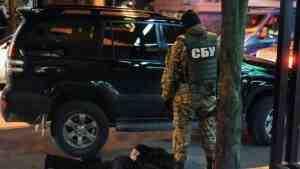 СБУ арестовала двух граждан России