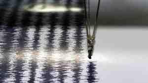 У берегов Японии произошло землетрясение