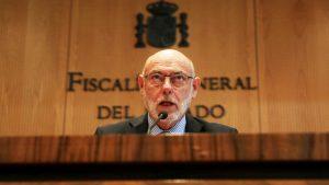 Умер генпрокурор Испании
