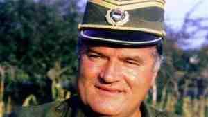 Генерал Младич приговорен к пожизненному сроку