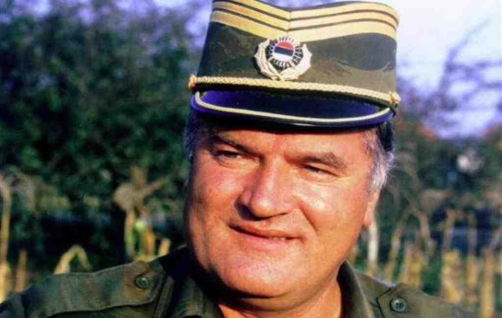 Генерала Ратко Младича признали виновным вгеноциде