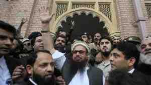 В Пакистане освободили подозреваемого в мумбайском теракте 2008 года