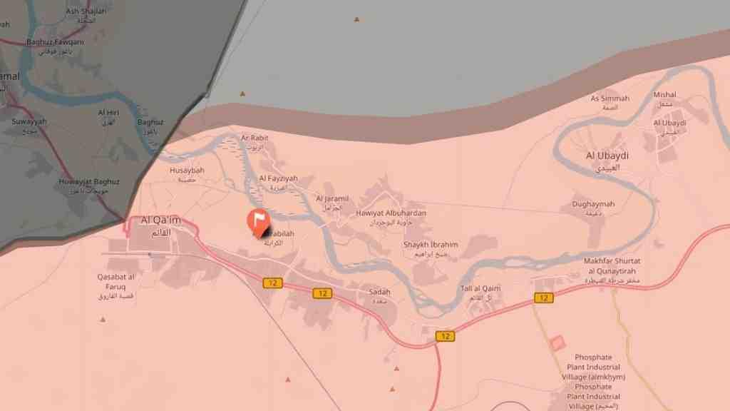 Иракская армия начала штурм форпостаИГ вгороде Эль-Каим