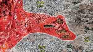 Сирийская армия отбила ключевую военную базу к северо-востоку от Дамаска