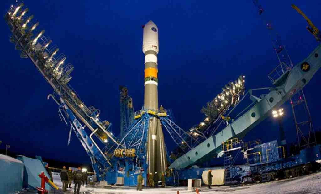CВосточного стартовала ракета-носитель «Союз-2.1б»
