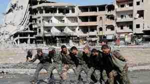 Сводка событий в Сирии за 17 ноября 2017 года