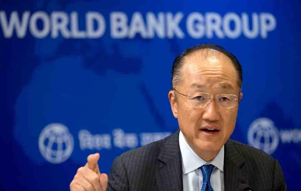 Президент встретился сглавой Всемирного банка