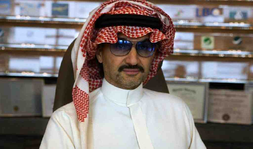 Саудовский принц захотел откупиться отобвинений