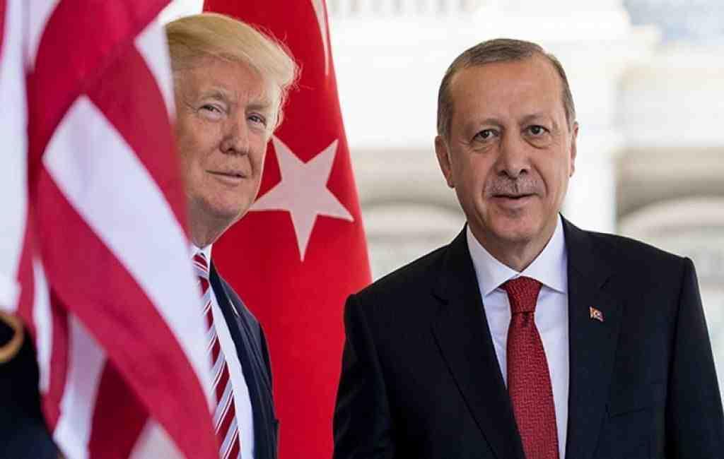 ВМИД Турции говорили о телефонном разговоре Трампа иЭрдогана