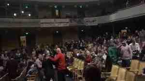 После срыва концерт Райкина в Одессе возбуждено уголовное дело