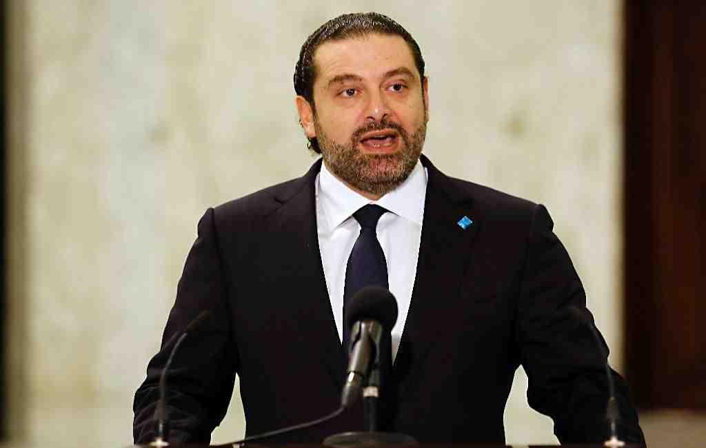 Президент Франции пригласил премьера Ливана прибыть воФранцию