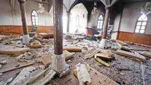 В Египте прогремел взрыв