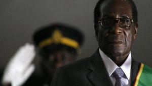 Президент Зимбабве отстранён с поста лидера партии
