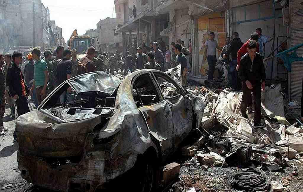 Жертвами взрыва всирийском Дейр-эз-Зоре стали 20 человек