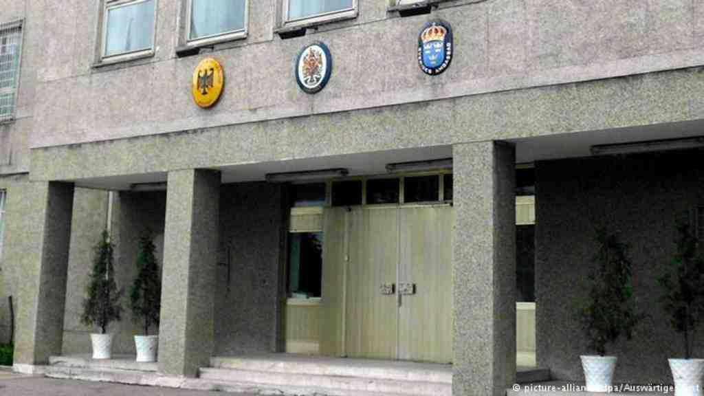 Габриэль: ФРГ ограничивает дипломатические отношения сКНДР