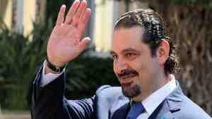 Харири вернулся в Ливан