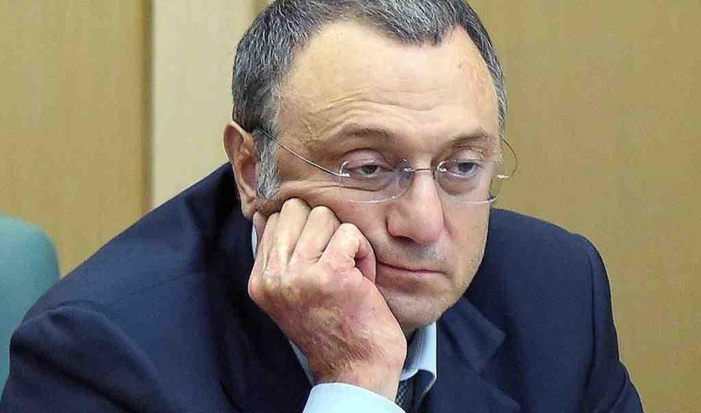 Генпрокуратура Ниццы настаивает назаключении Керимова под стражу