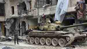 Сирия. Оперативная лента военных событий 25.11.2017