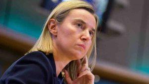 Могерини обратилась к мировому сообществу в свете грозящих Ирану санкций