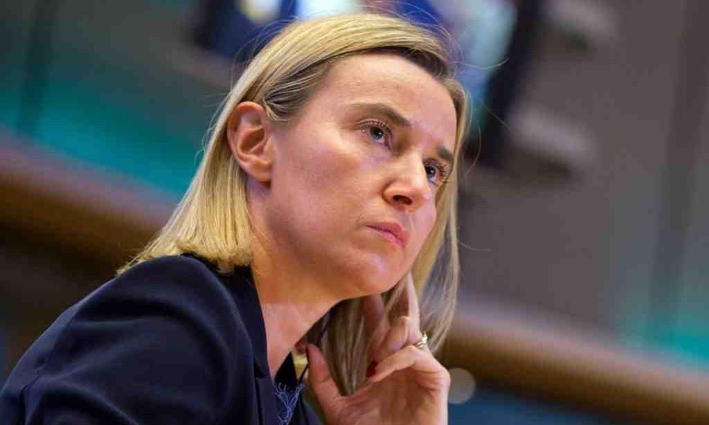 Могерини призвала все страны восстановить торговлю сИраном