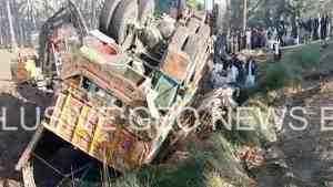 В тяжелом ДТП в Пакистане погибли 20 человек