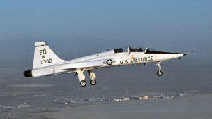 Самолет ВВС США разбился в Техасе