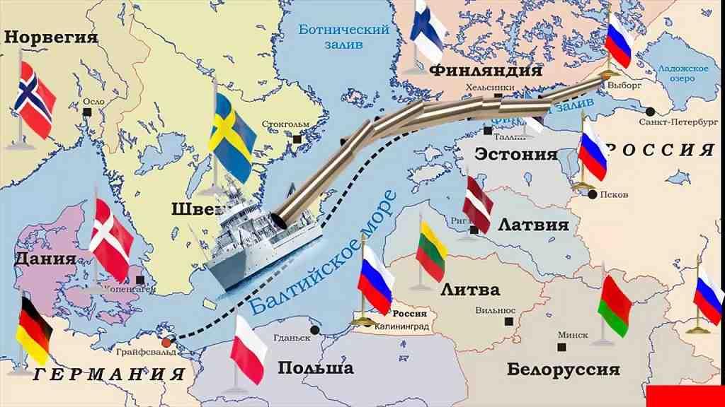 Санкции США ударят повсем трубам «Газпрома»