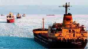 Суда РФ могут получить исключительное право по перевозке углеводородов по СМП