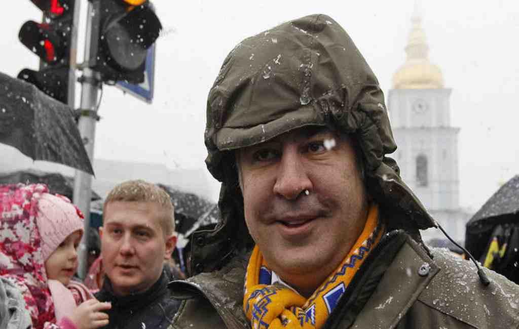Саакашвили продлили срок пребывания вгосударстве Украина