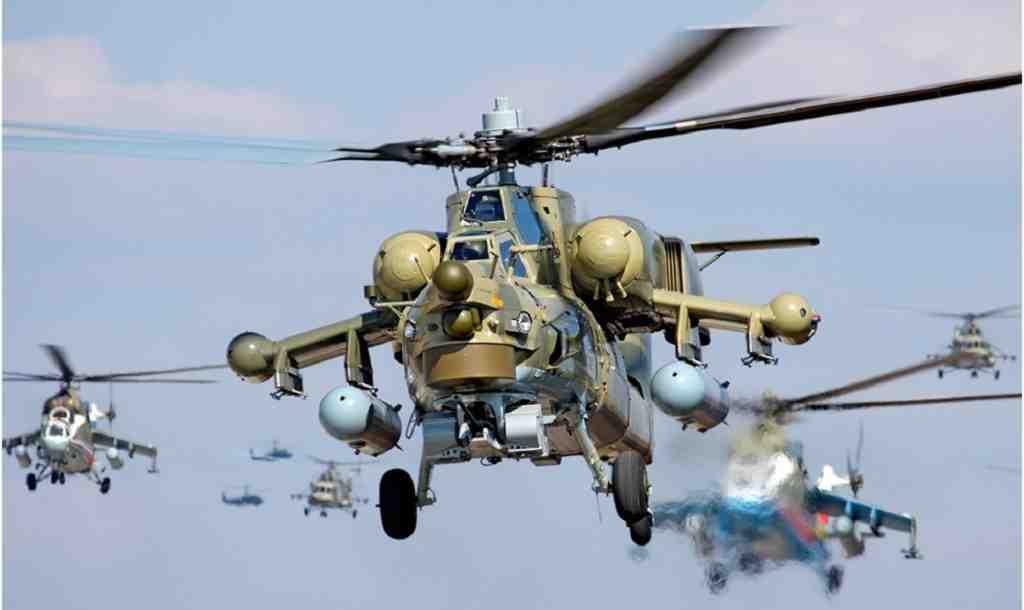 Афганистан переходит навертолёты НАТО ибольше нуждается в русских