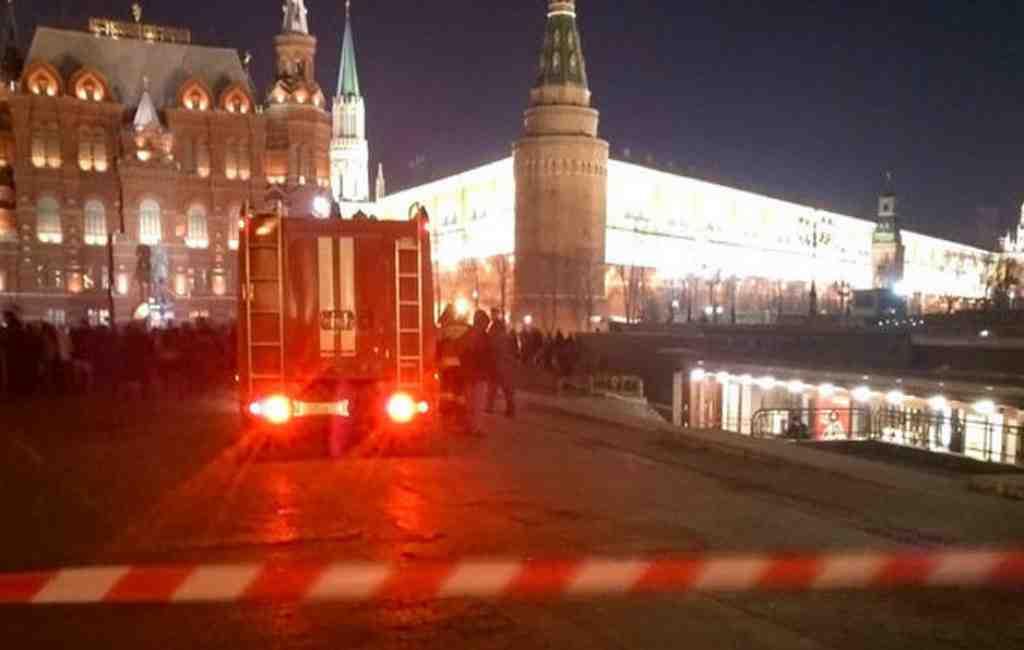 Телефонные террористы вынудили эвакуироватьТЦ «Охотный ряд» в столицеРФ