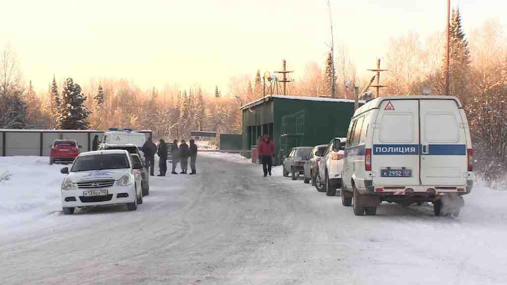 Неизвестные вмасках пытались захватить шахту вКузбассе