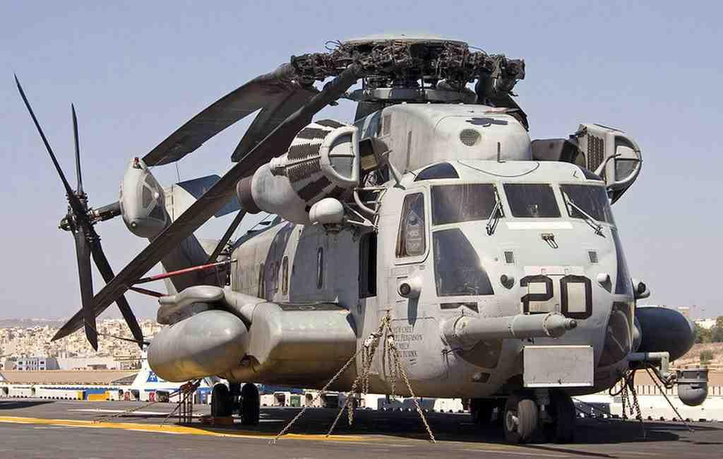 Япония возмутилась решением США восстановить полеты вертолетов наОкинаве