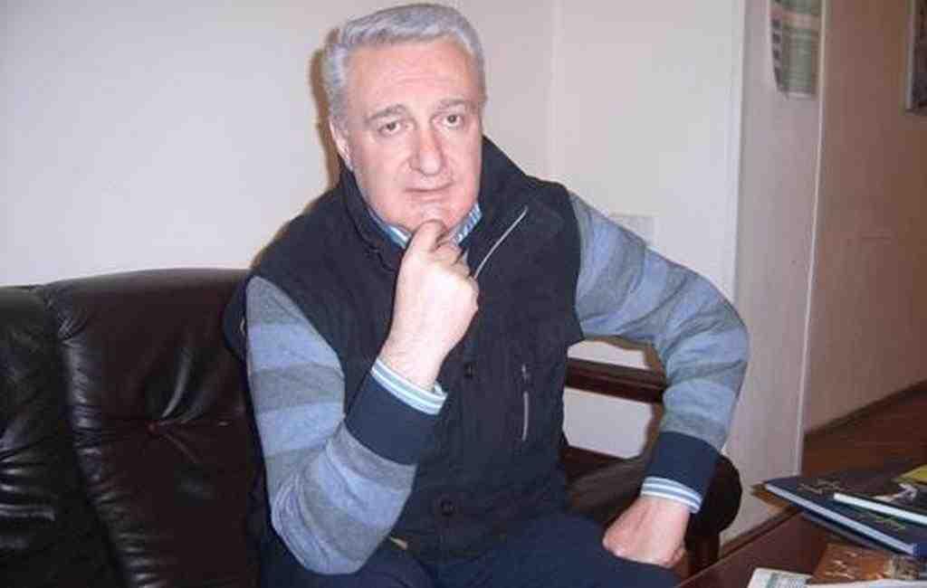 Родственника Саакашвили непустили вгосударство Украину, онночует ваэропорту «Борисполь»