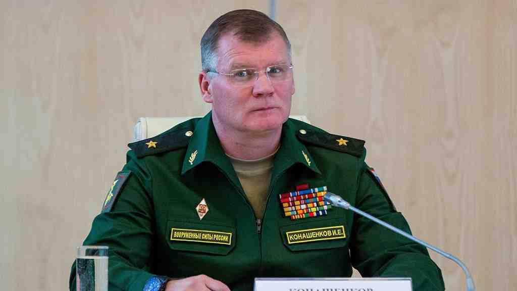 МОРФ: Заявления опринадлежащем США воздушном пространстве Сирии вызывают сомнение