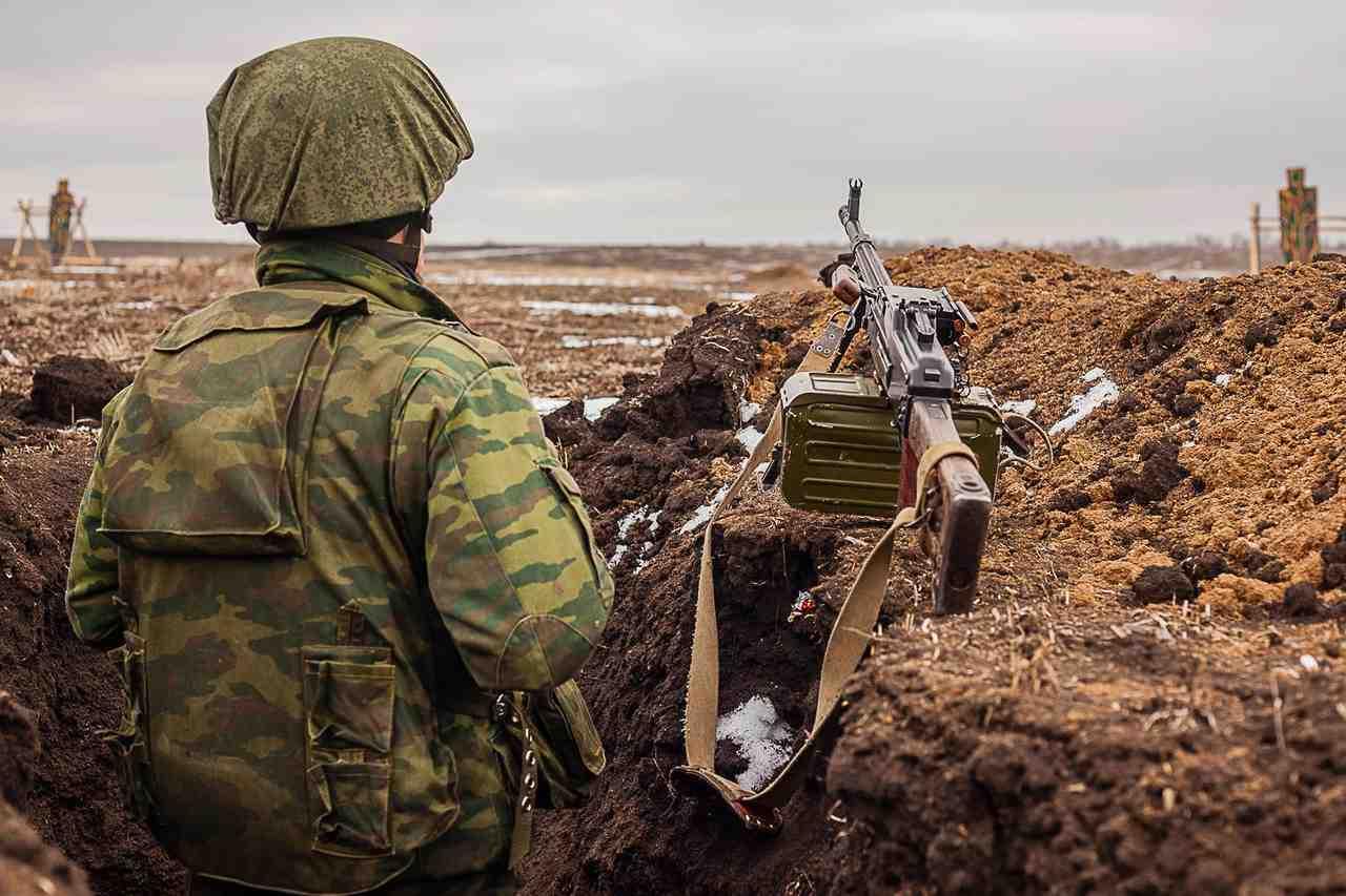 ДНР призывает ОБСЕ закрепить обстрел фосфорными боеприпасами