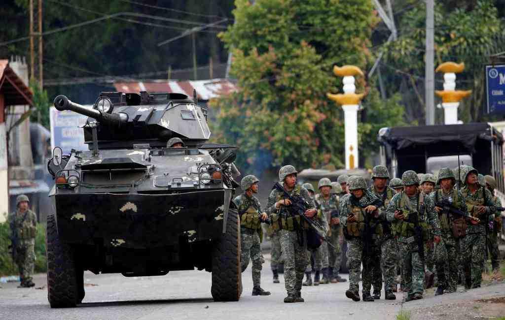 Власти Филиппин продлили военное положение наострове Минданао— ИАСиньхуа