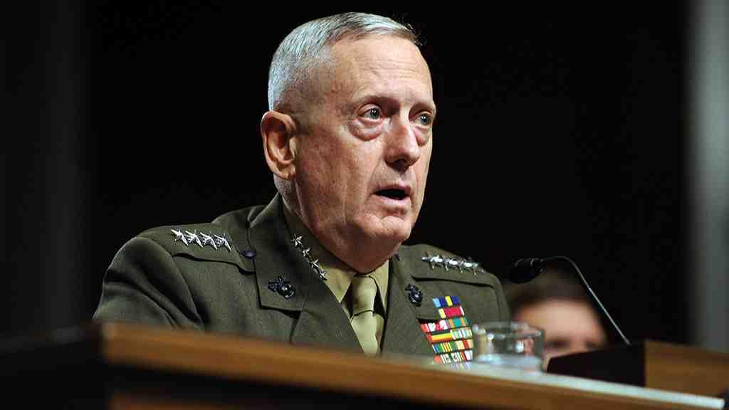 США неизменят свои военные взгляды обУкраине,— Мэттис