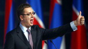 Объявлен визит президента Сербии в Россию