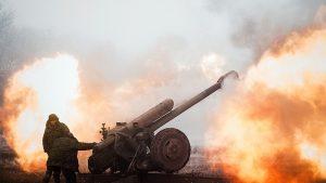 Донбасс. Оперативная лента военных событий 07.12.2017