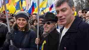 В Киеве назовут сквер в честь Немцова