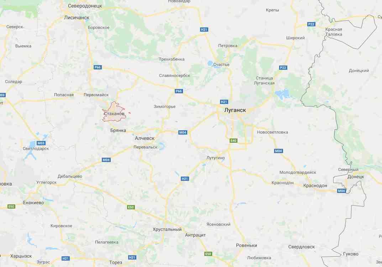Украинские силовики 39 раз обстреляли ДНР иЛНР