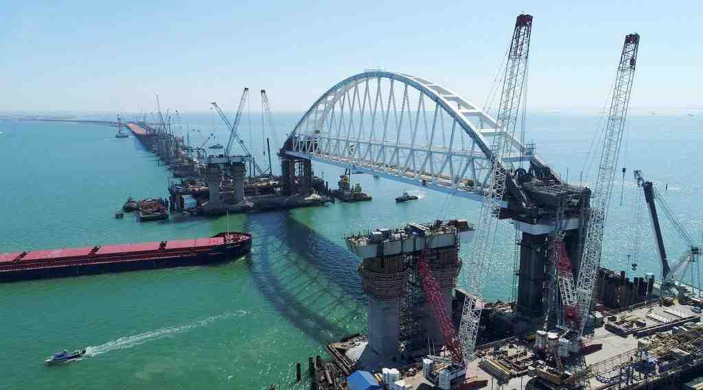Луценко придумал, как наказать Российскую Федерацию заКерченский мост