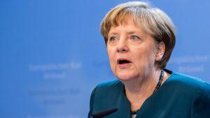 Меркель: Россия — сила, формирующая международный порядок