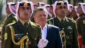 В Иордании арестованы трое членов королевской семьи