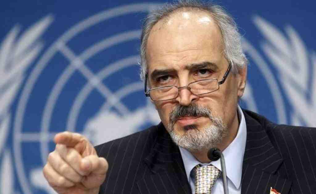 Дамаск потребовал вывода американских войск иТурции изСАР