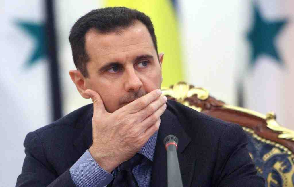 Асад: Террористы вСирии есть благодаря помощи Запада