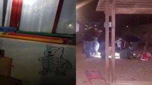 Ракета запущенная из сектора Газа попала в детский сад Израиля