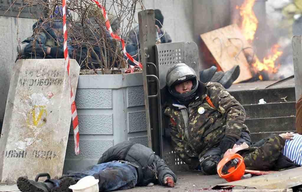 Кматериалам дела присоединили копии заявлений экс-президента— Суд над Януковичем